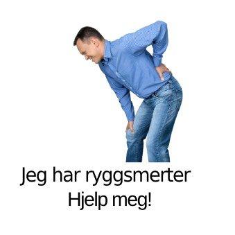 Hjelp meg, jeg har vondt i ryggen!